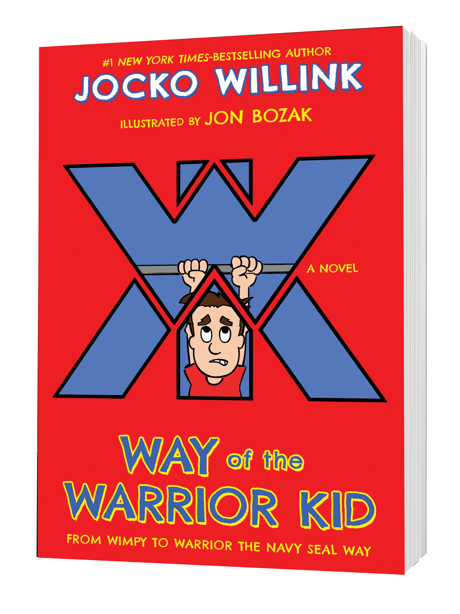 Warrior-Kid-PB-Book