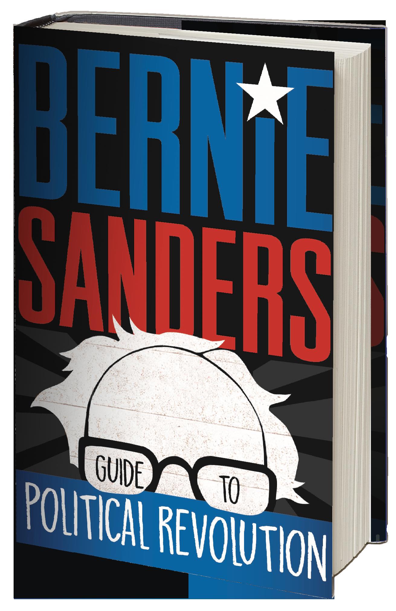 Bernie-Sanders-3D-book