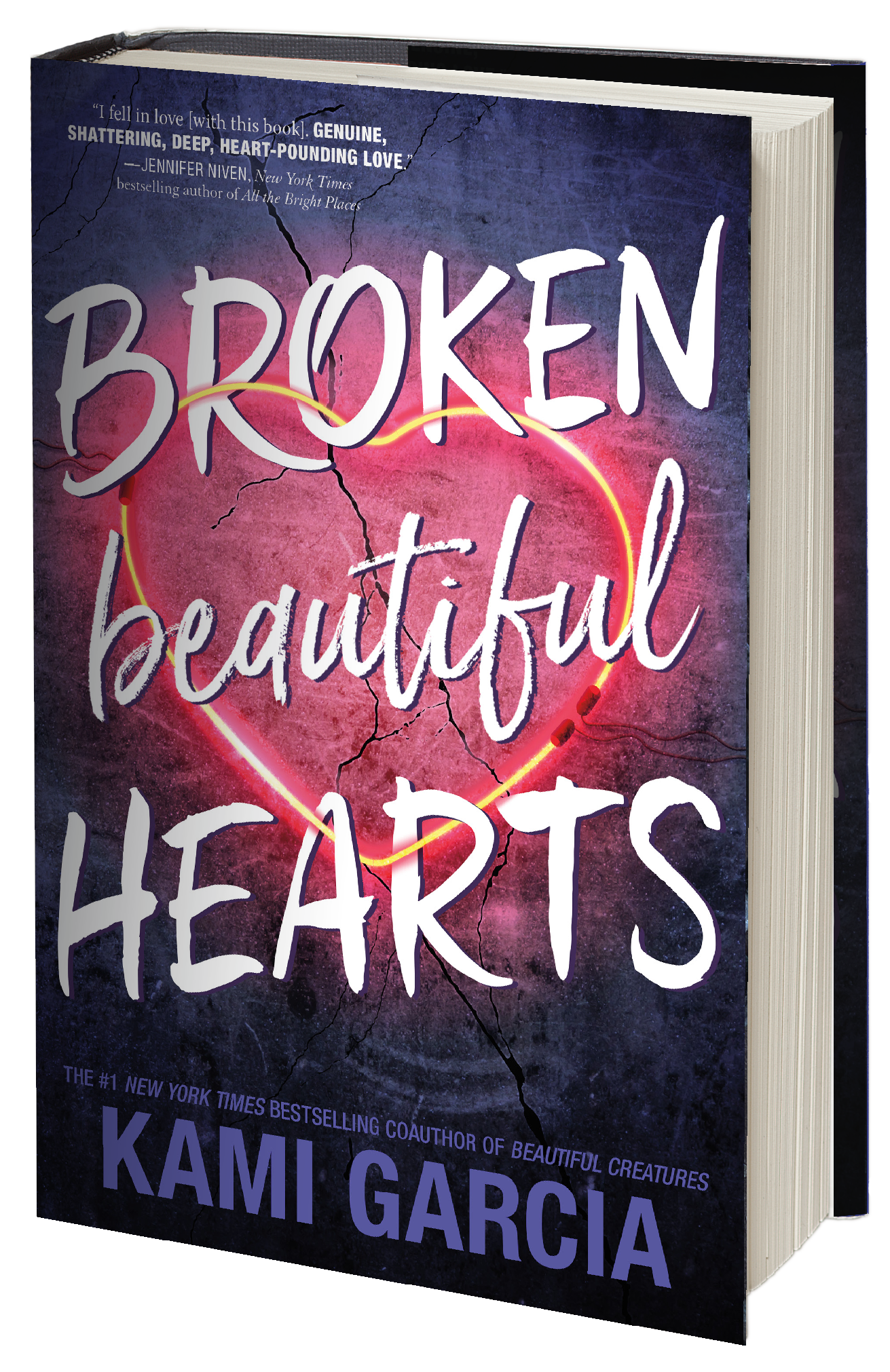 Broken Beautiful Hearts Kami Garcia Imprint