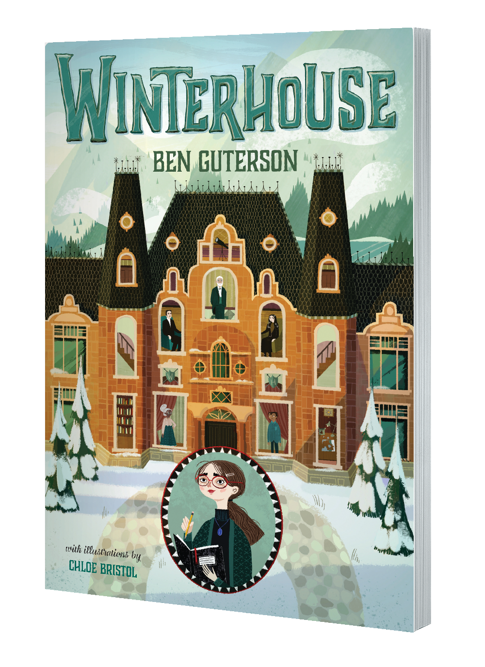 Winterhouse-3D-Book