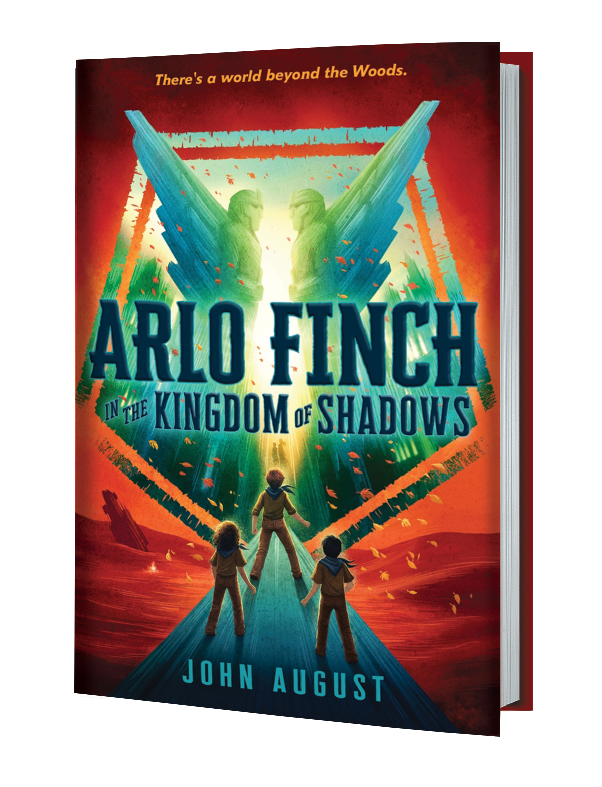Arlo Finch in the Kingdom of Shadows 3D Book