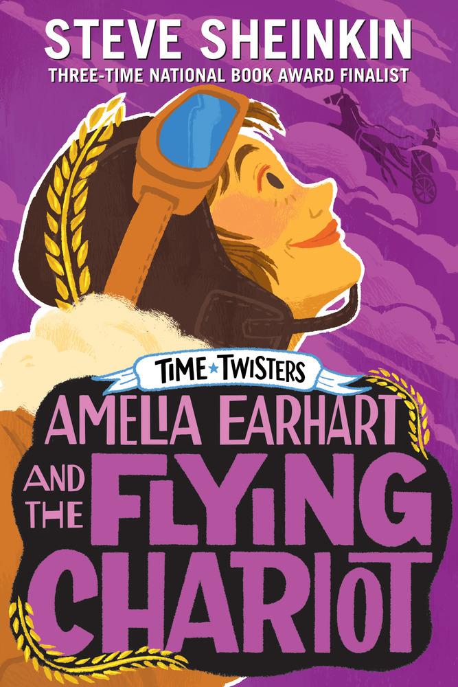Amelia Time Twisters
