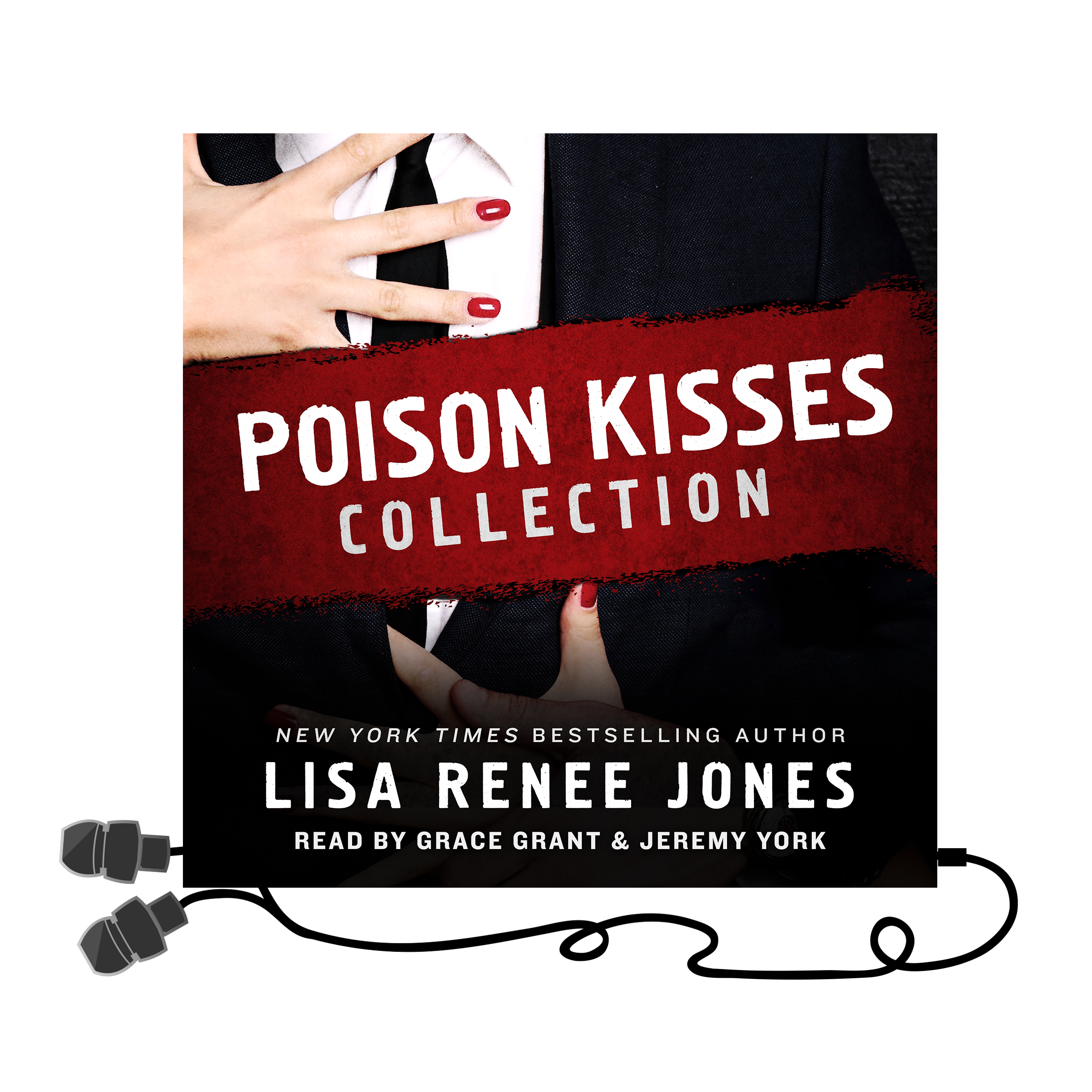Poison Kisses_earbuds