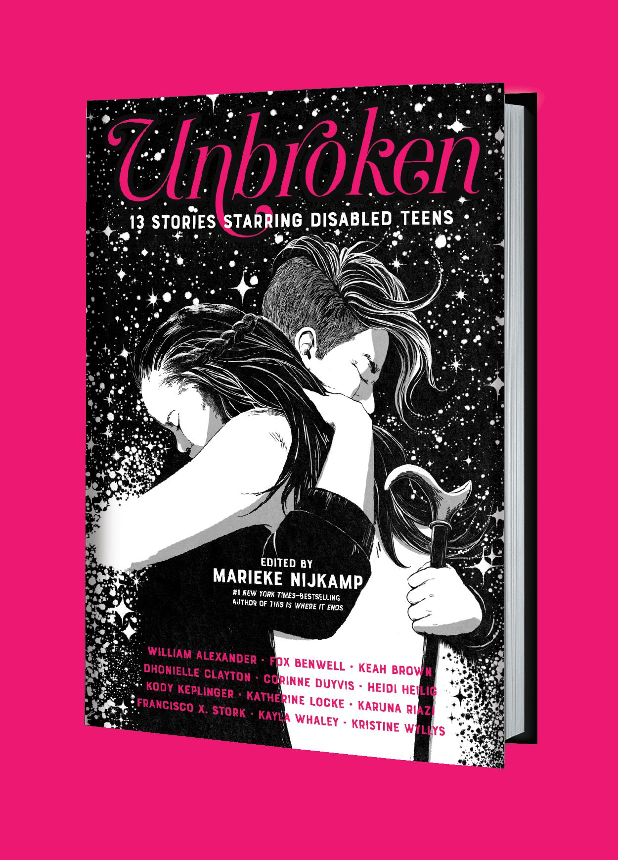 Unbroken Book Cover