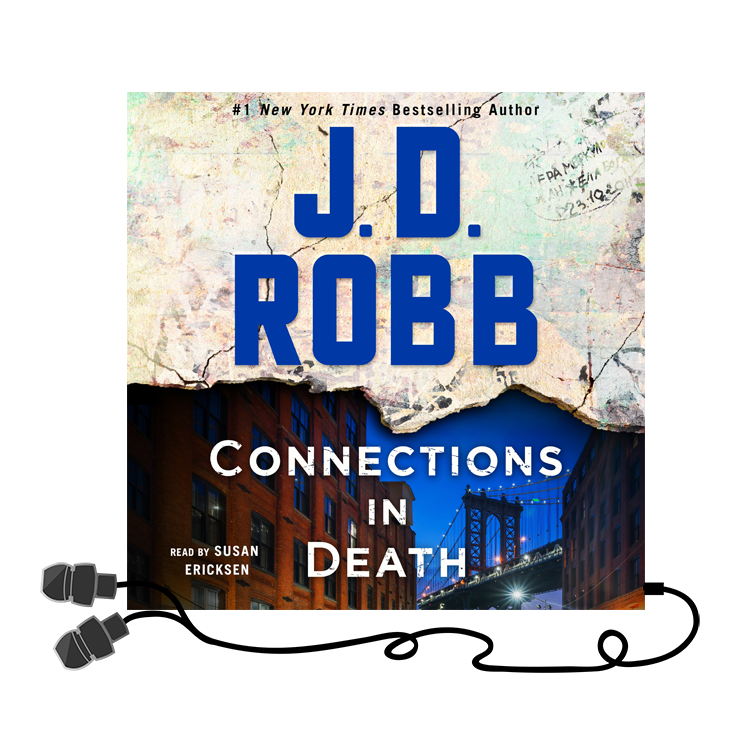 Connections in Death Audiobook - Macmillan