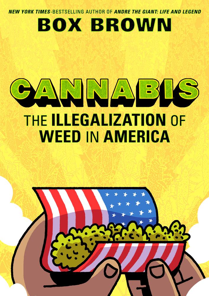 Cannabis, by Box Brown