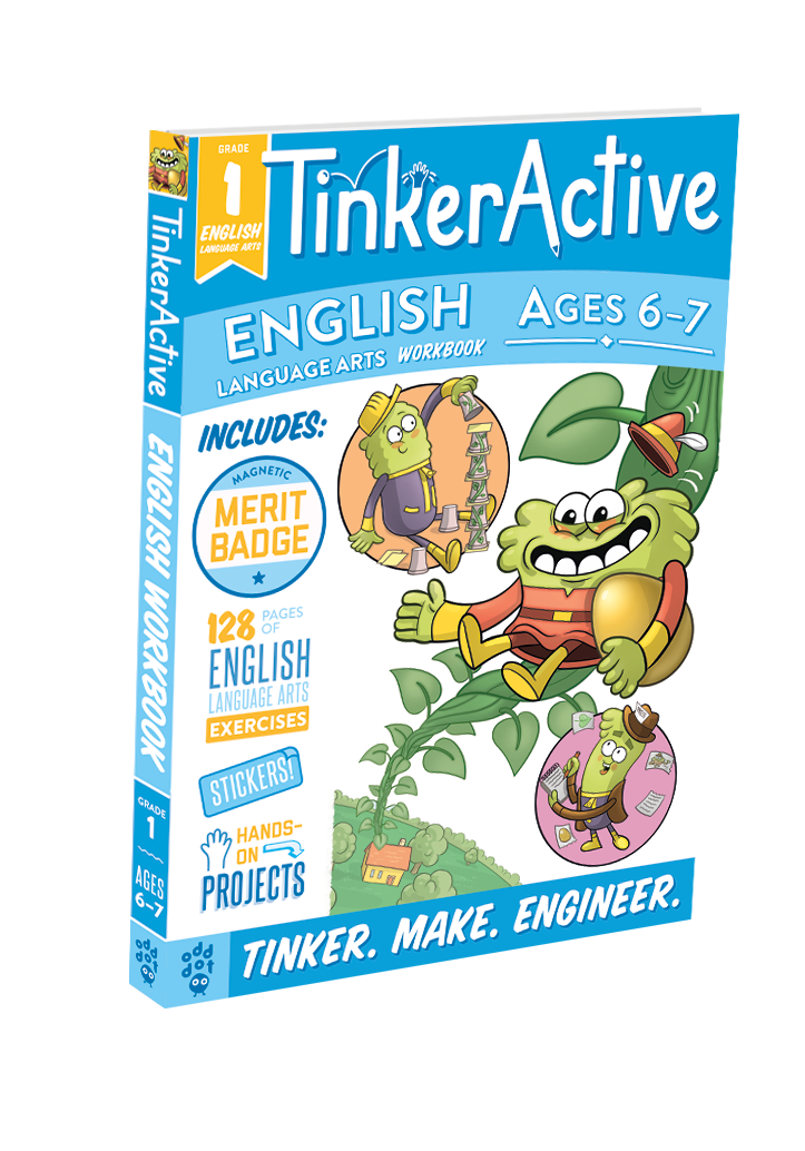 TinkerActive First Grade English