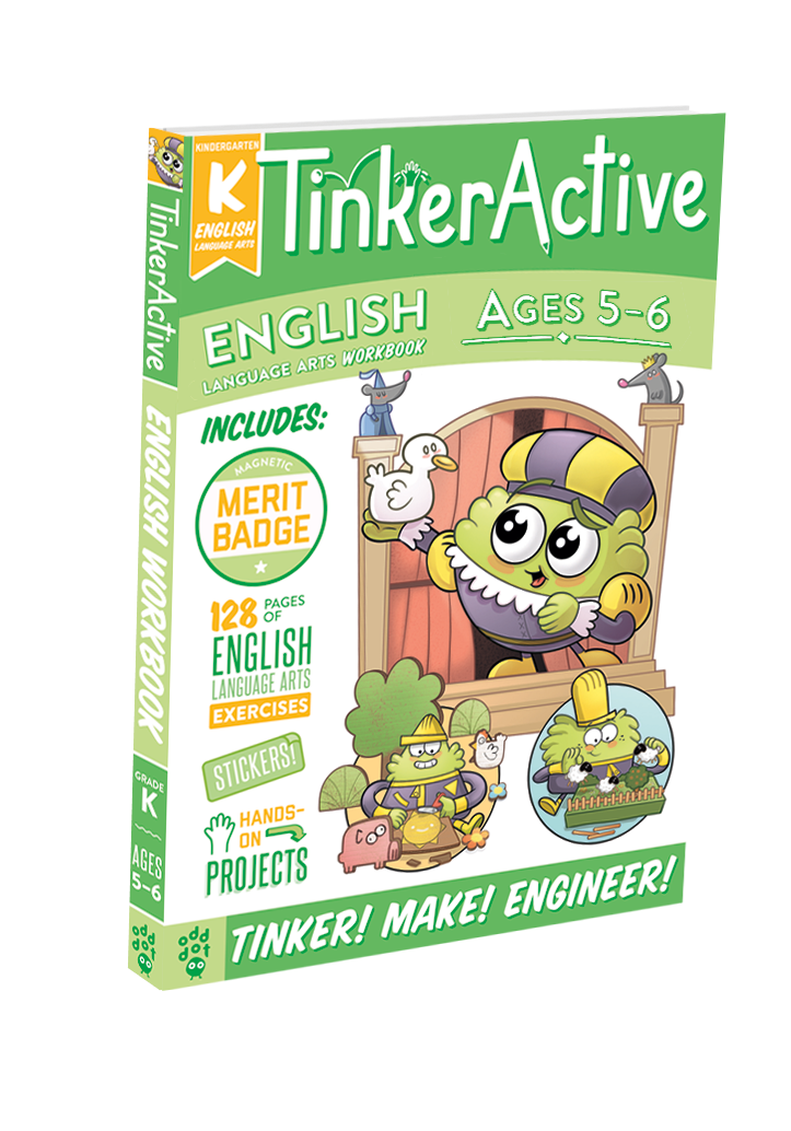 TinkerActive Kindergarten English
