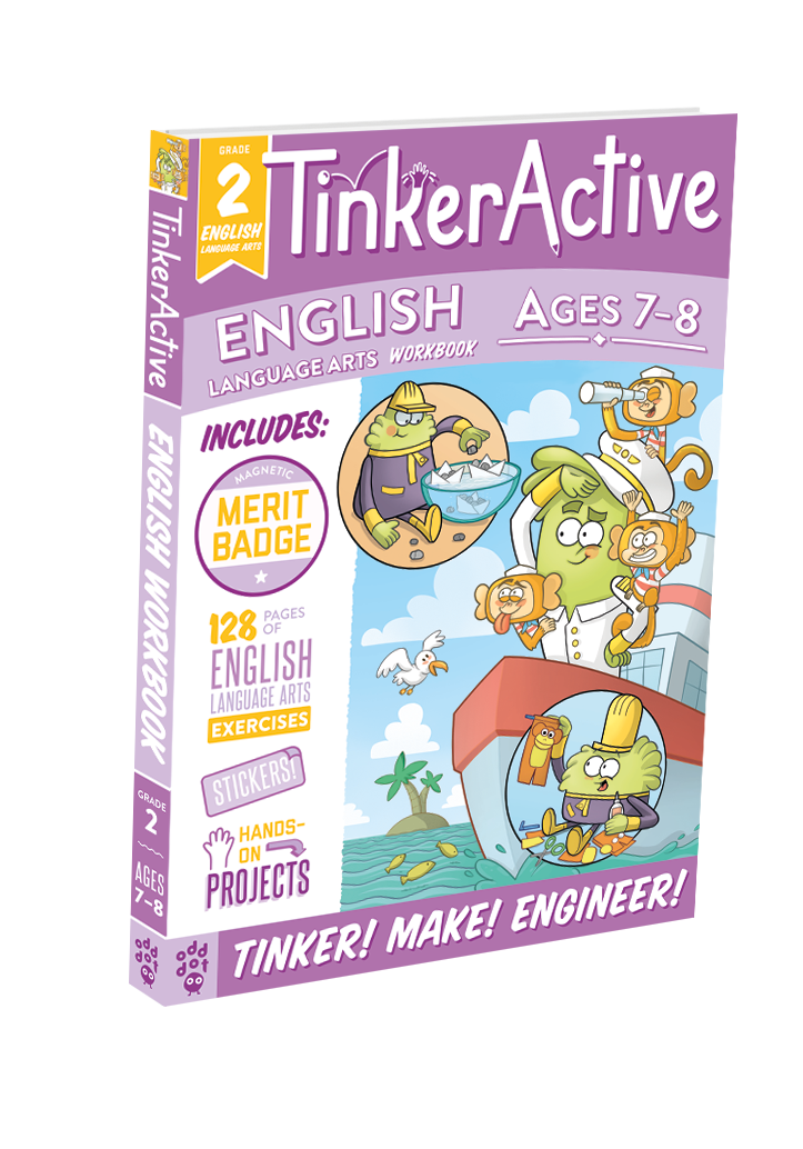 Tinkeractive Second Grade English