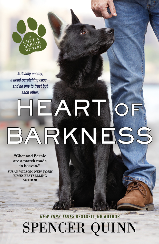 Heart of Barkness book jacket