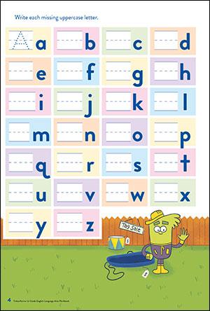 TinkerActive English Worksheet