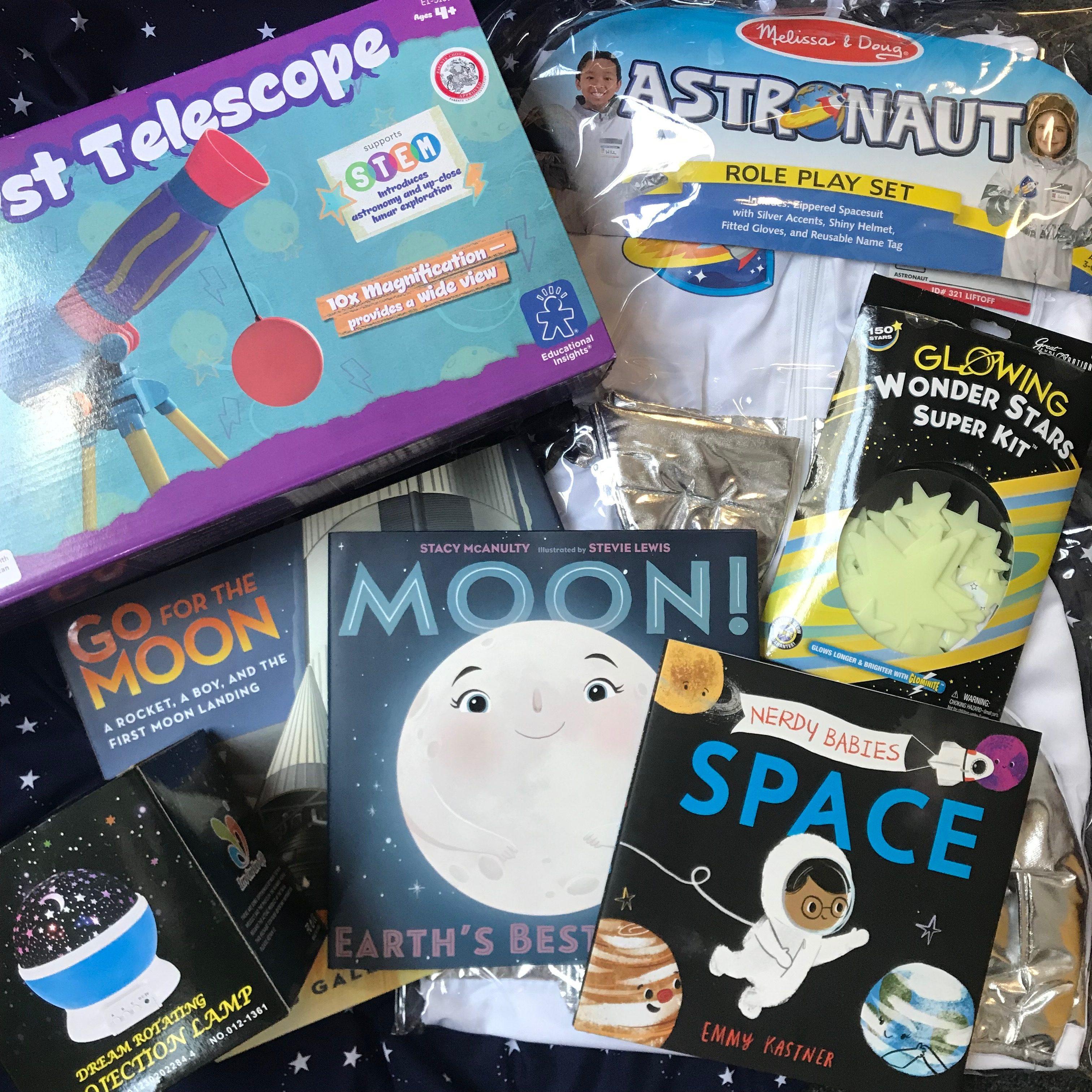 MacKids Moon Sweepstakes Prizing