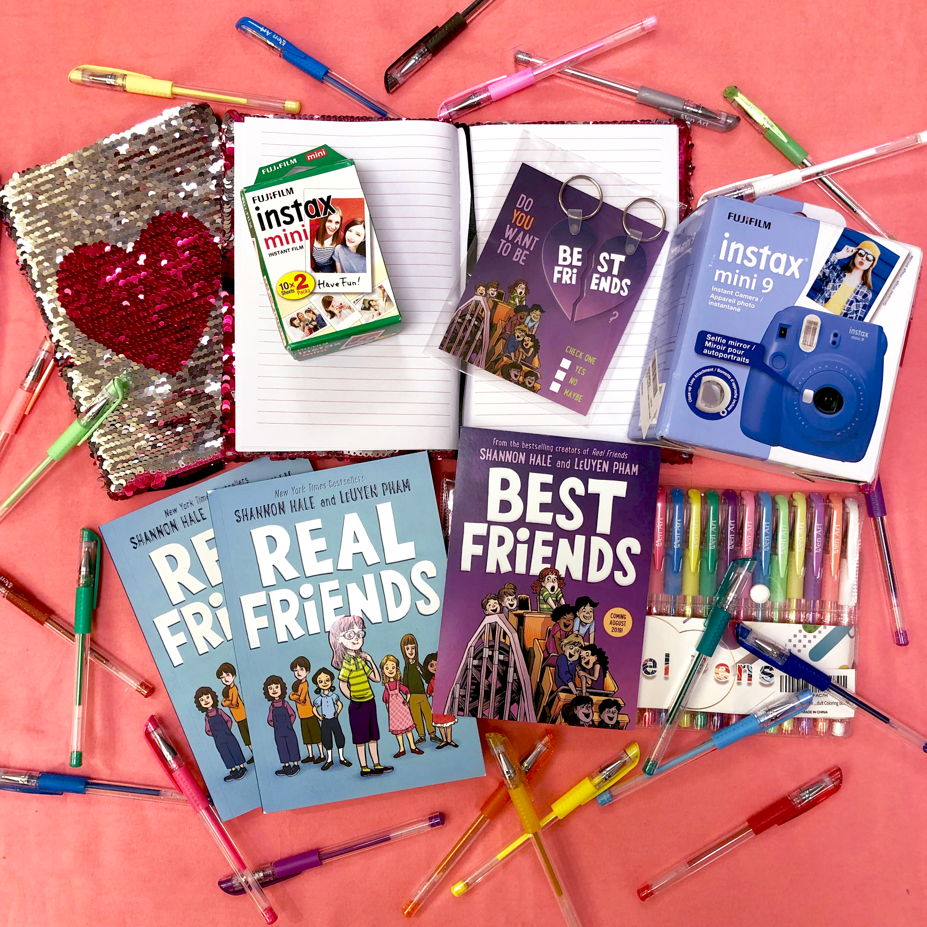 Best Friends Day Sweepstakes