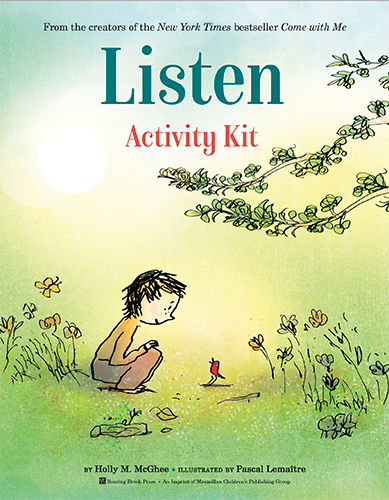 listen activity kit cover