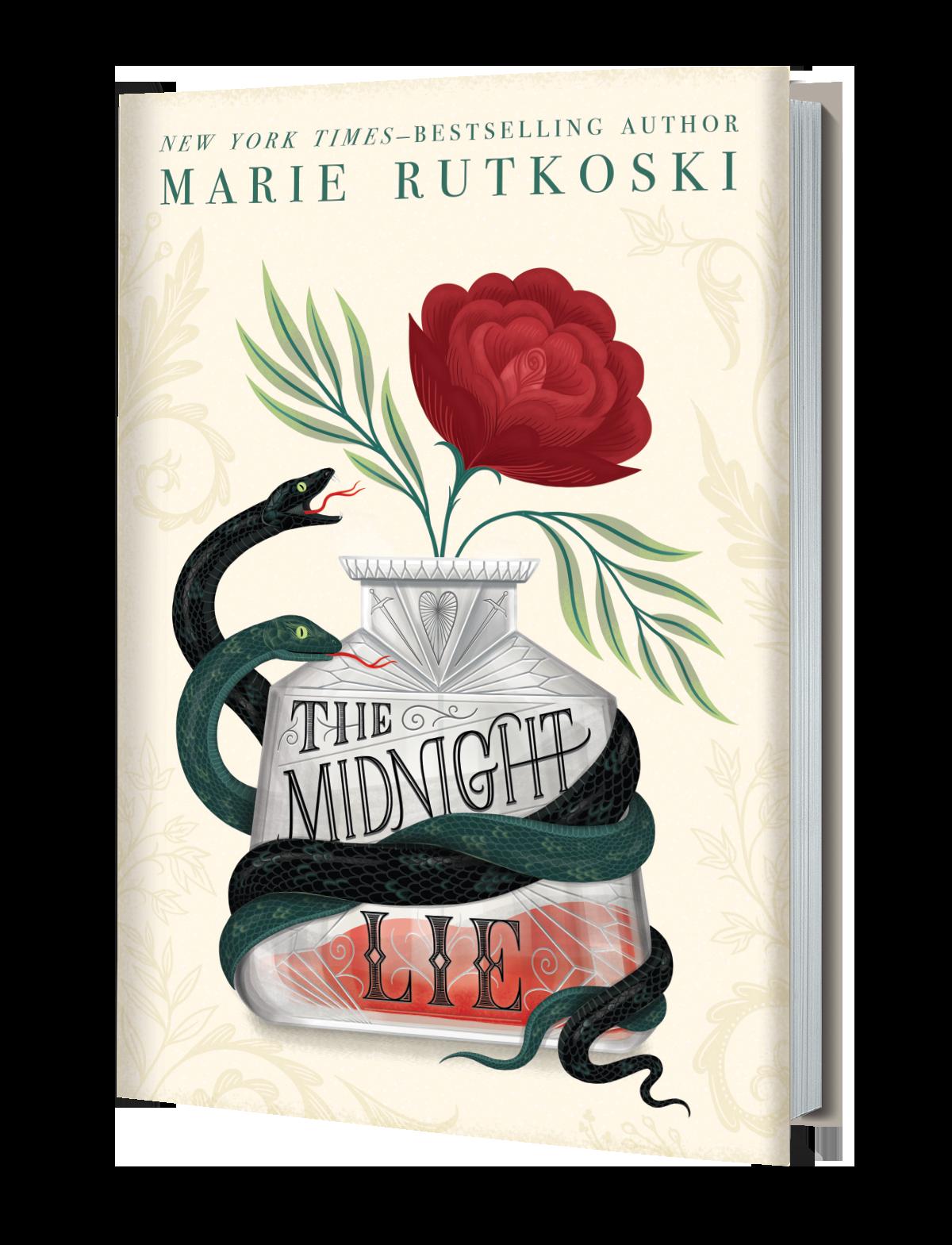 The Midnight Lie 3D Book