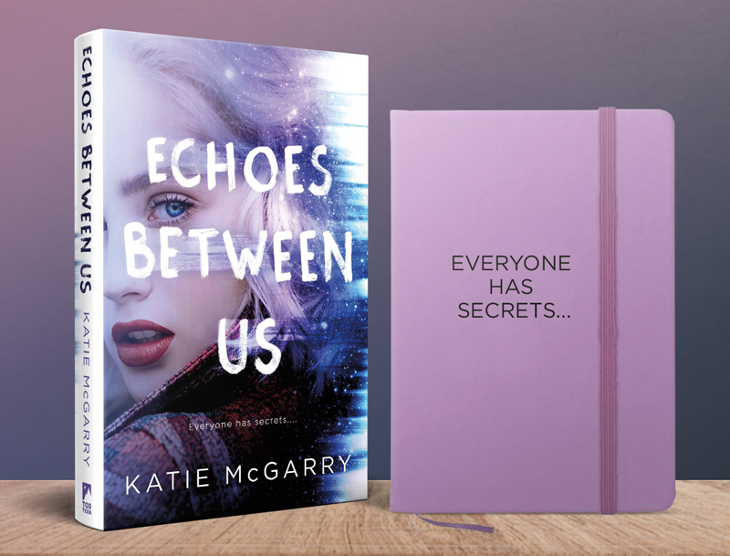 Echoes Between Us Katie Mcgarry Vk