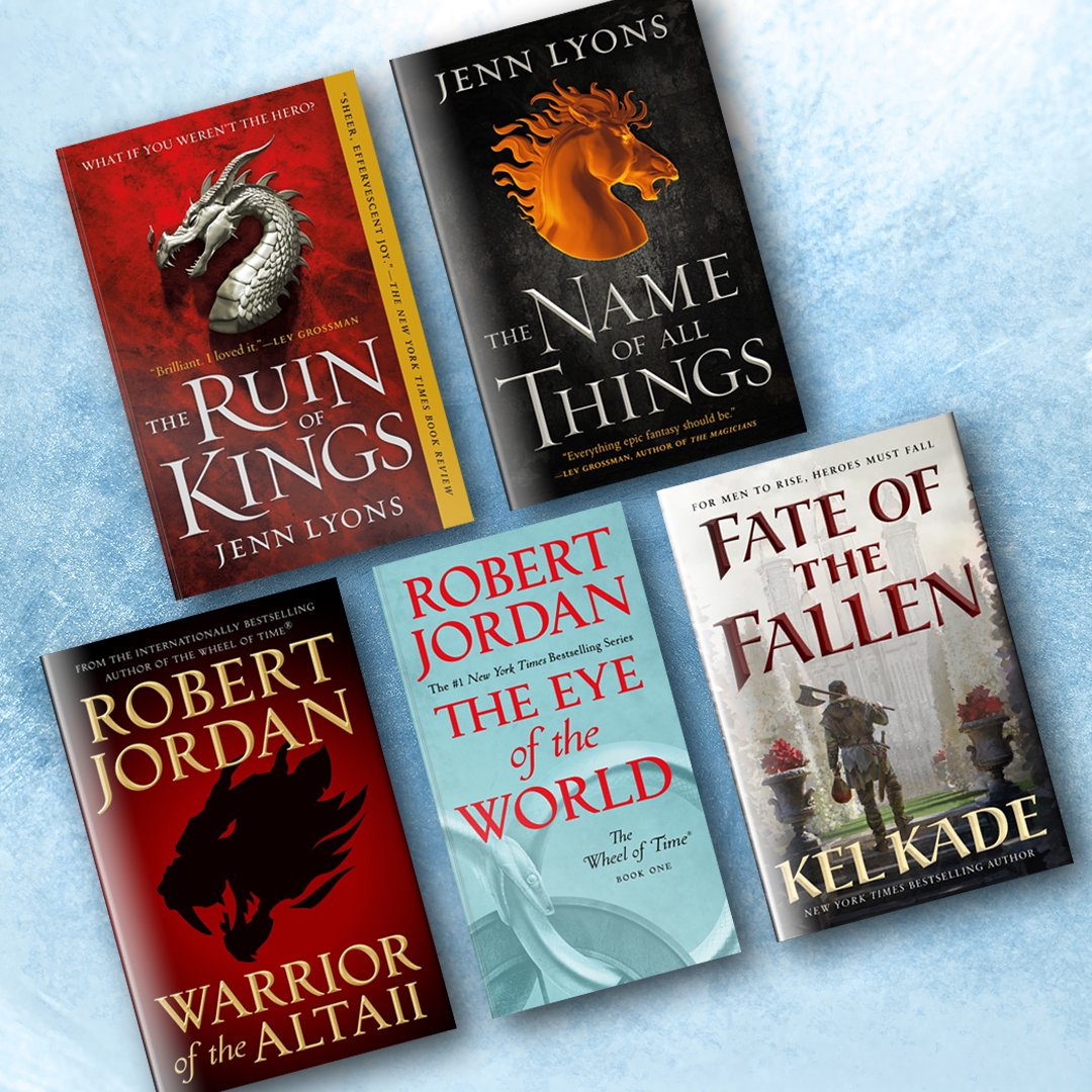 Epic Fantasy Collection Prize