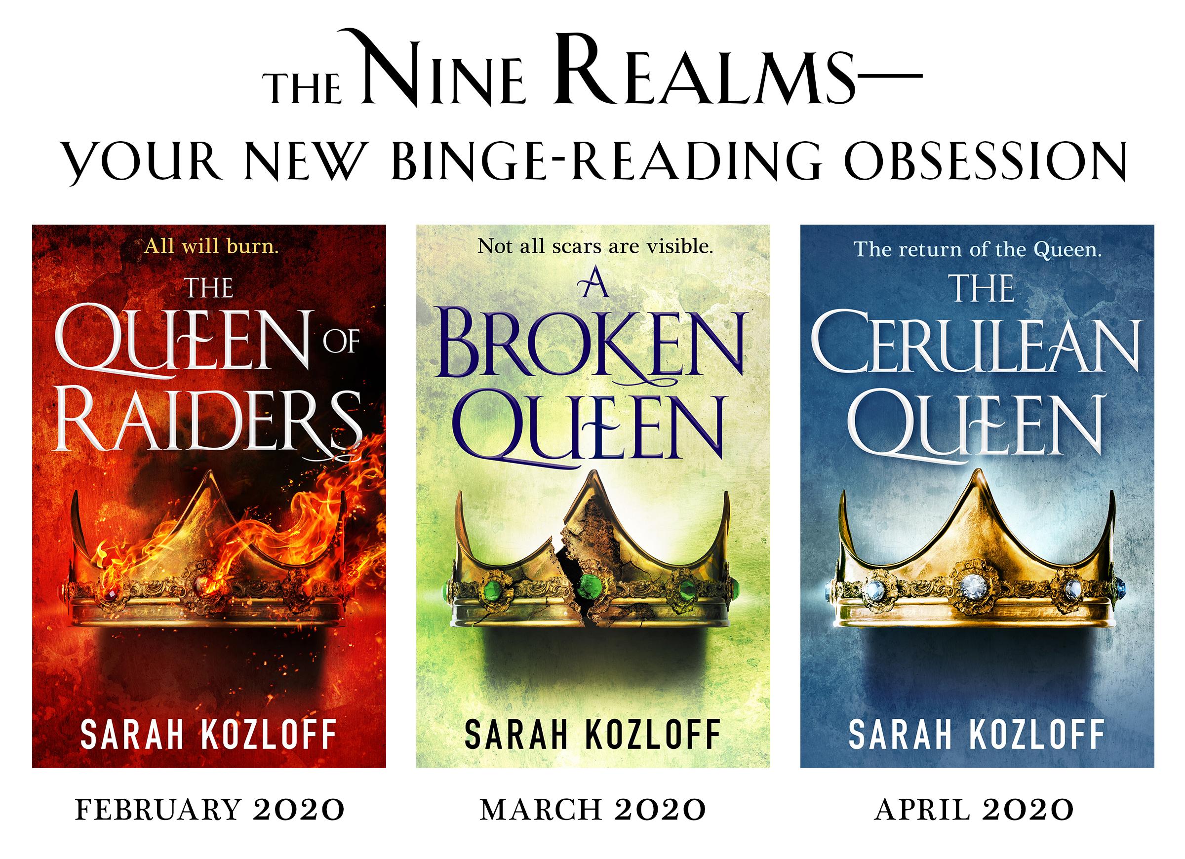 The Nine Realms Series