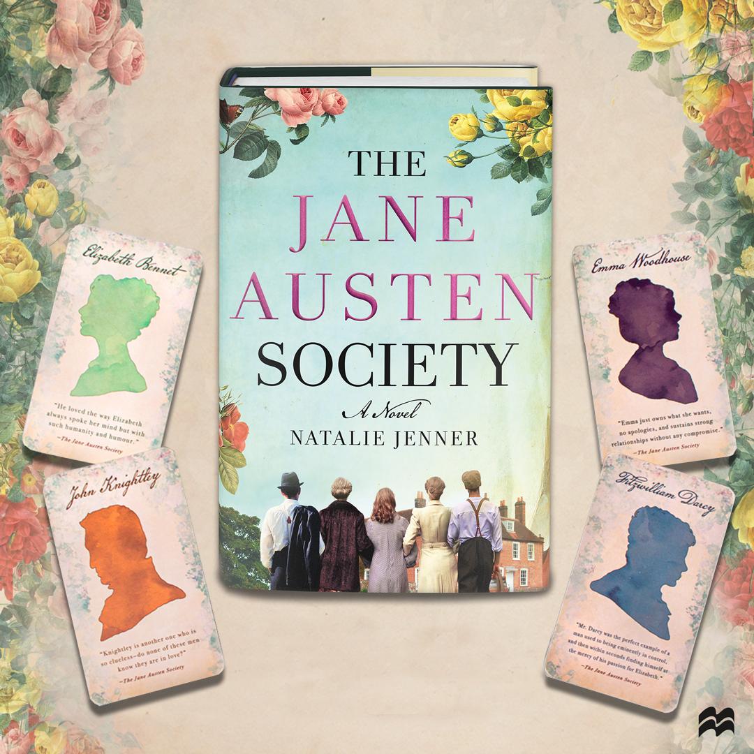 The Jane Austen Society ARC Sweepstakes Prize