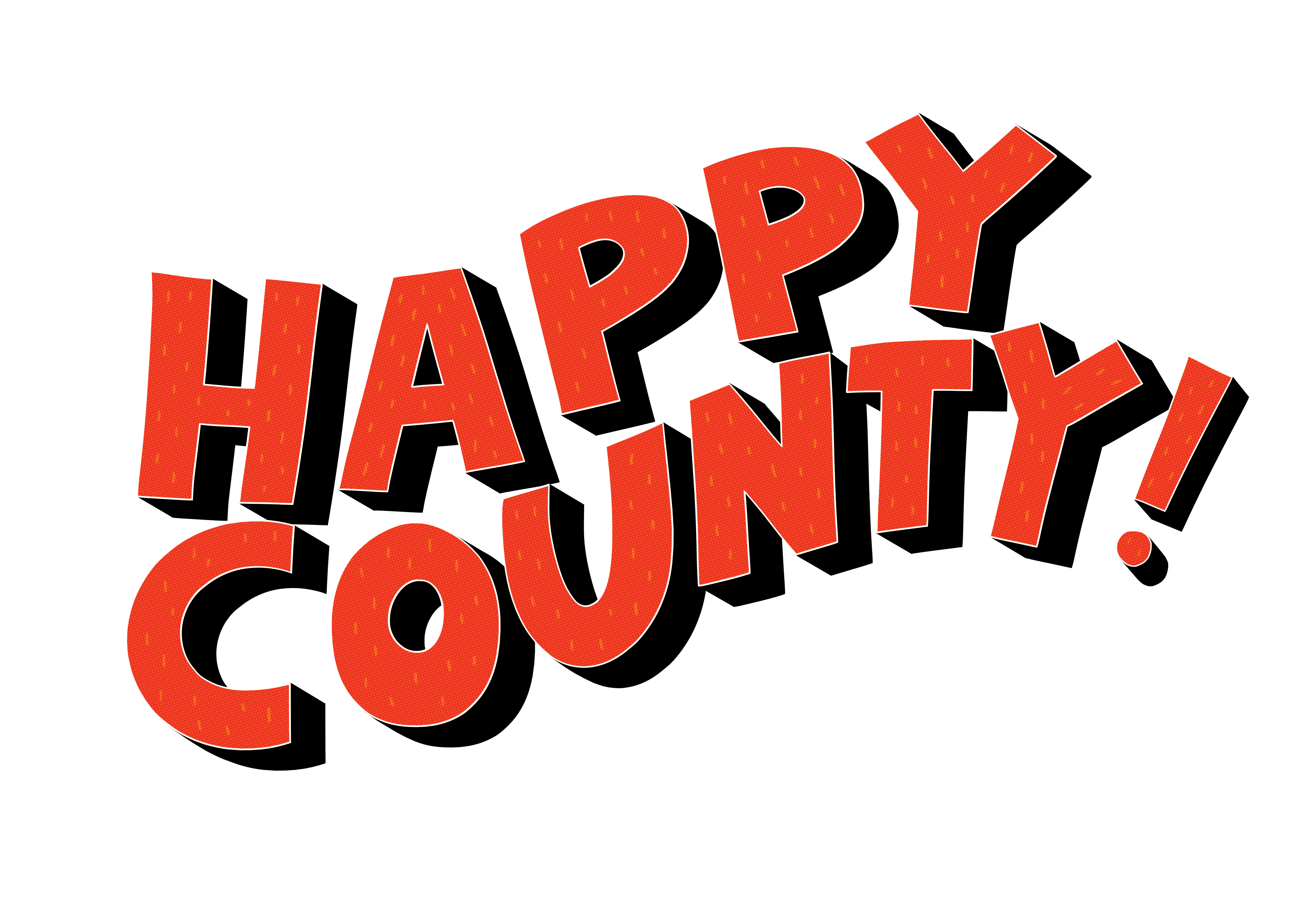 Happy County Logo