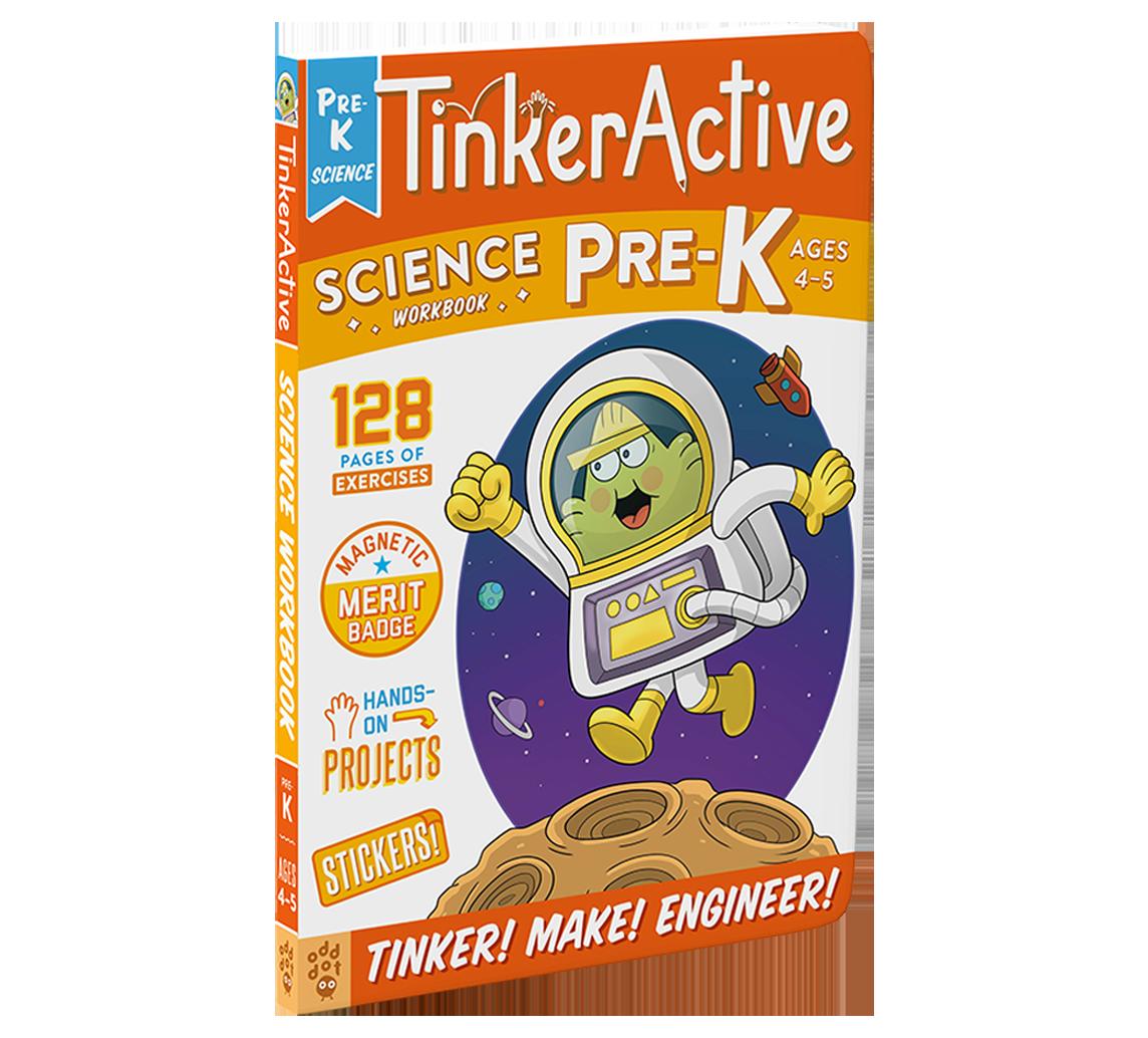 TinkerActive Pre K Science