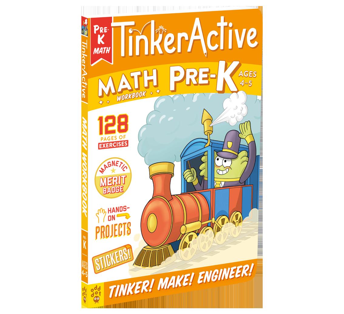 TinkerActive Pre K Math
