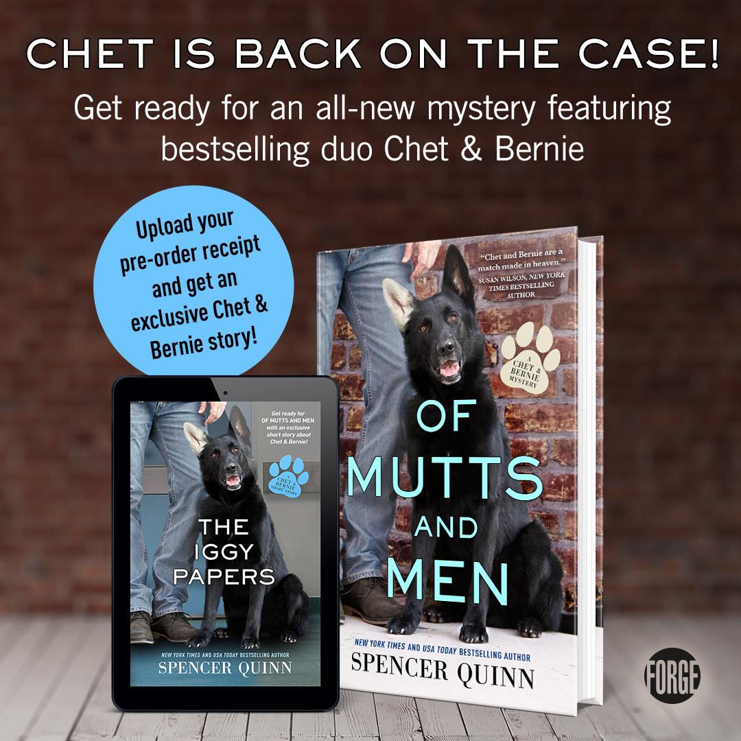 Of Mutts and Men Preorder