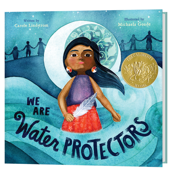 We Are Water Protectors Cover