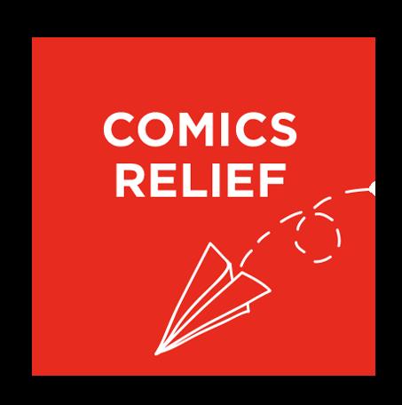 Comics Relief Icon