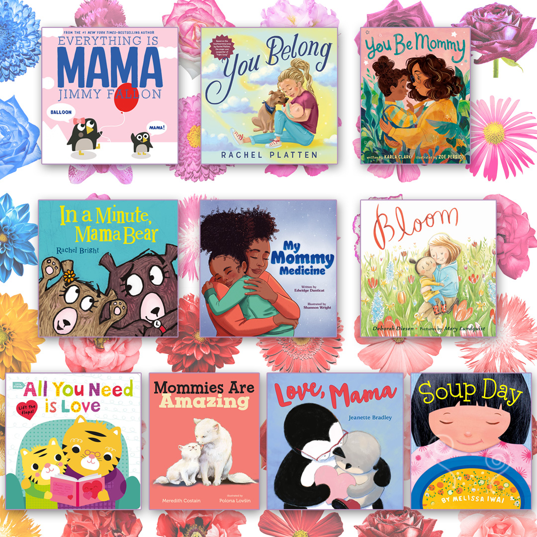 Mother's Day Picture Books Sweepstakes Prize