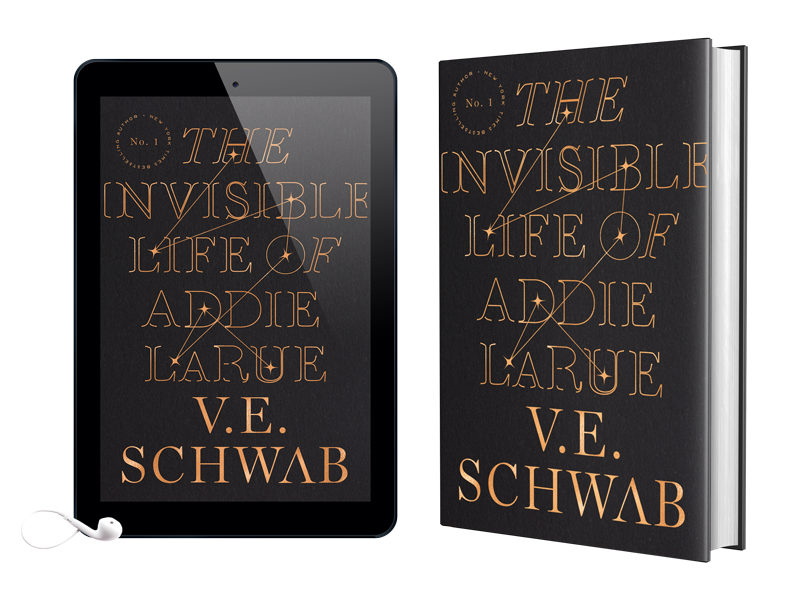 The-Invisible-life-of-Addie-LaRue-3D-Ebook-Audio