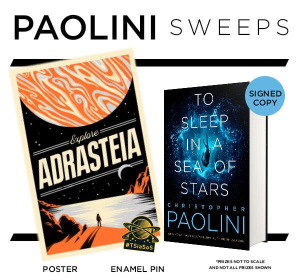 Paolini Prize Sweeps