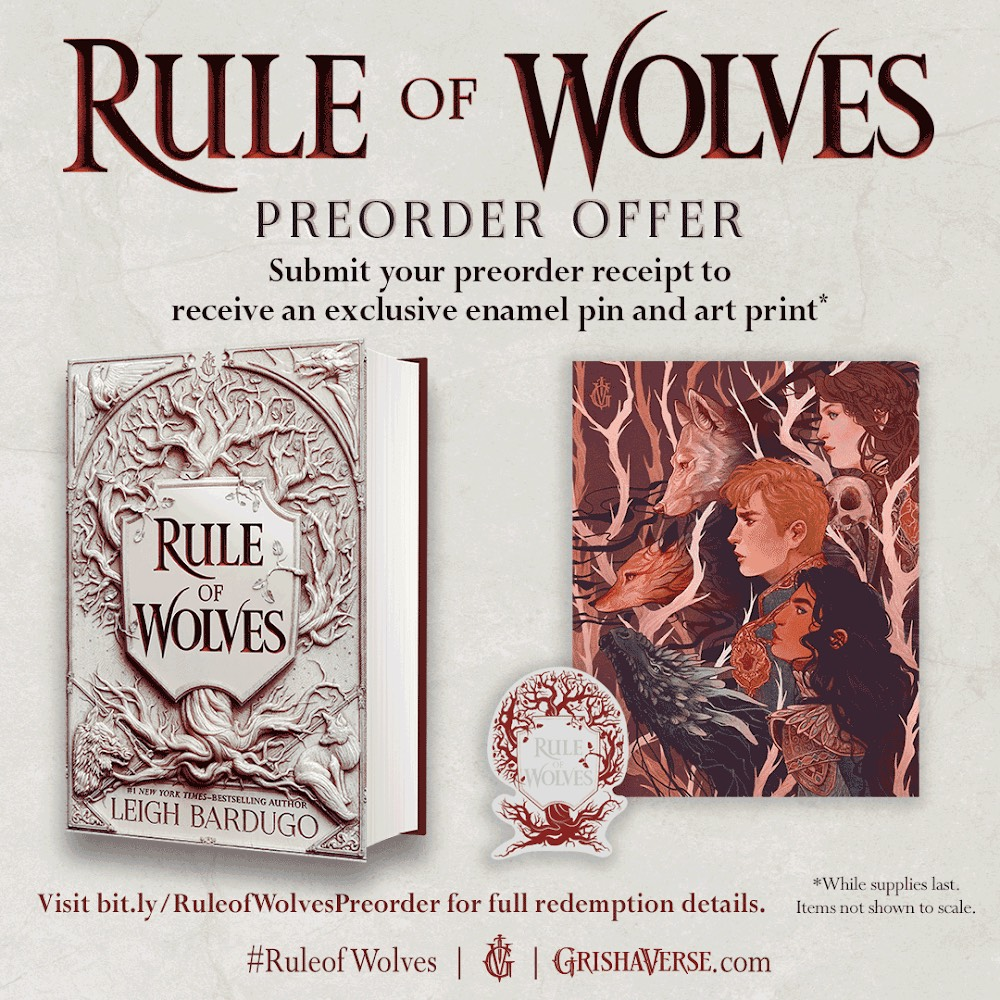 Rule of Wolves preorder