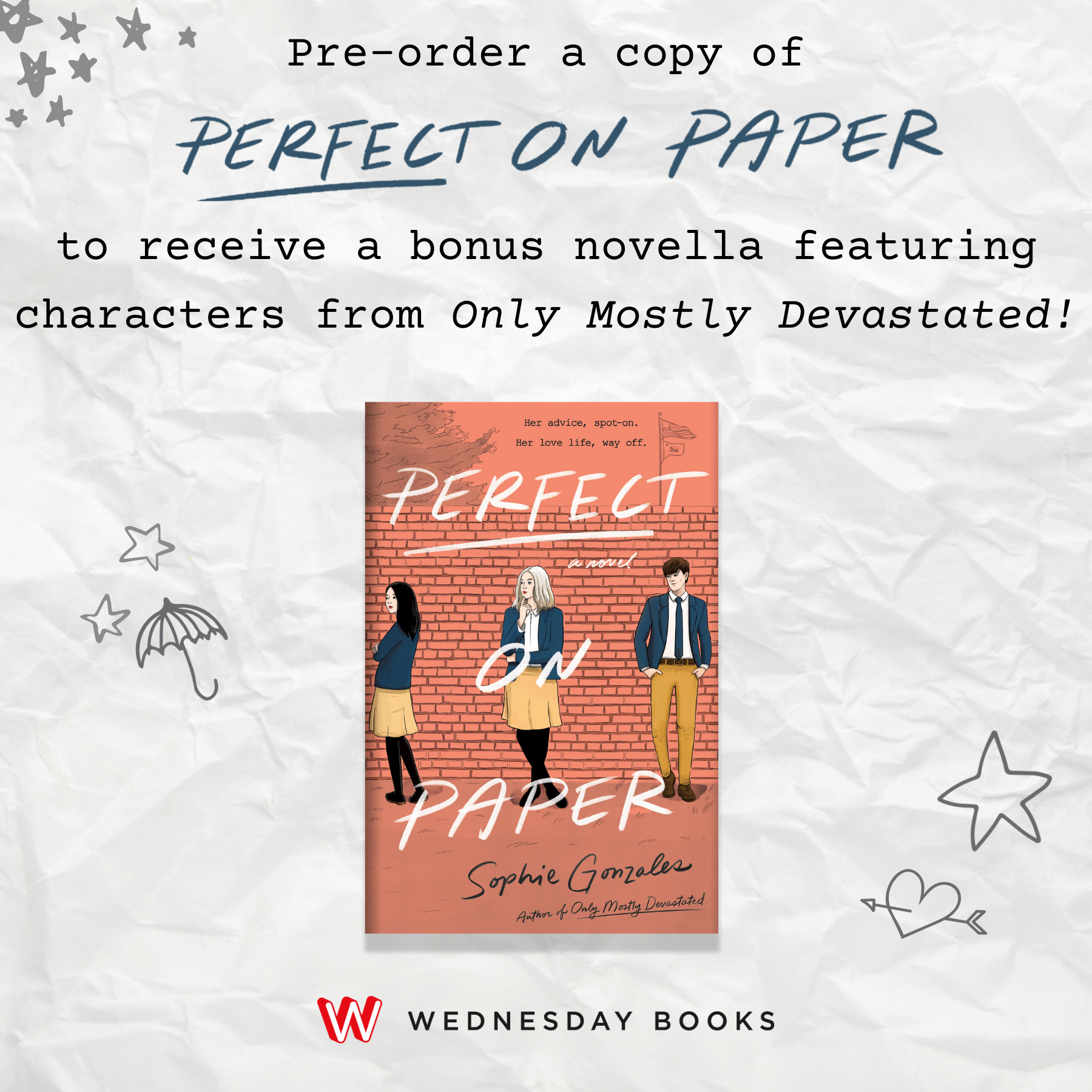 Perfect on Paper Preorder Incentive
