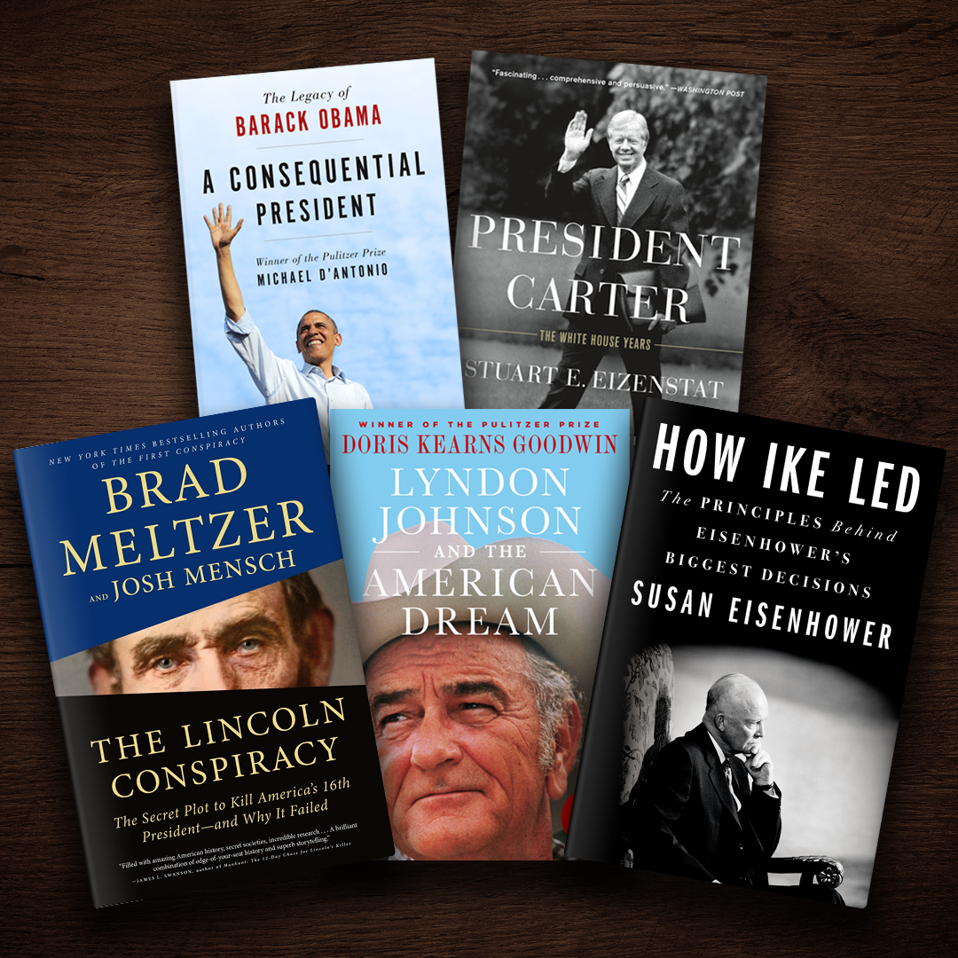 The History Reader's Presidential Biographies Prize