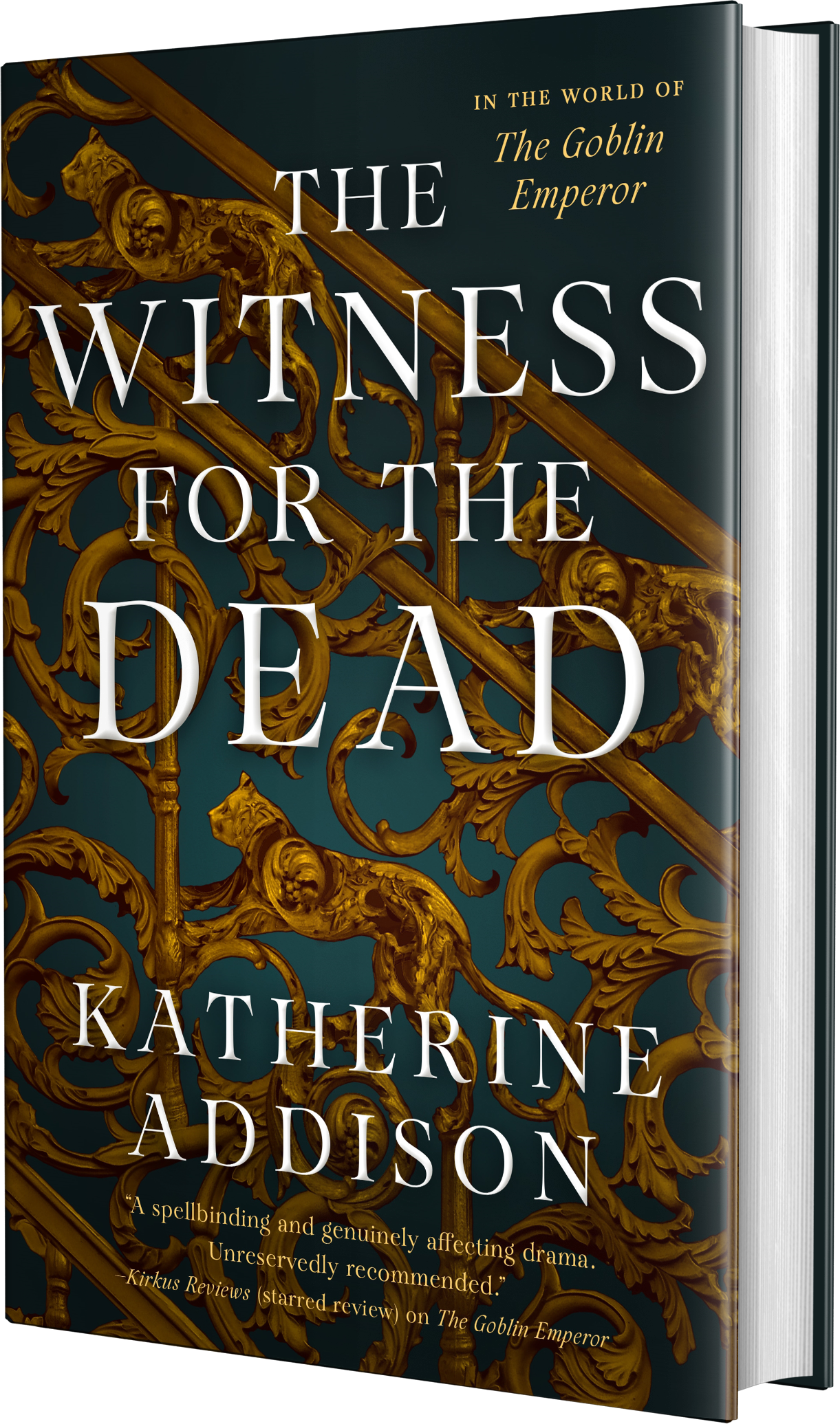 The Witness for the Dead by Katherine Addison