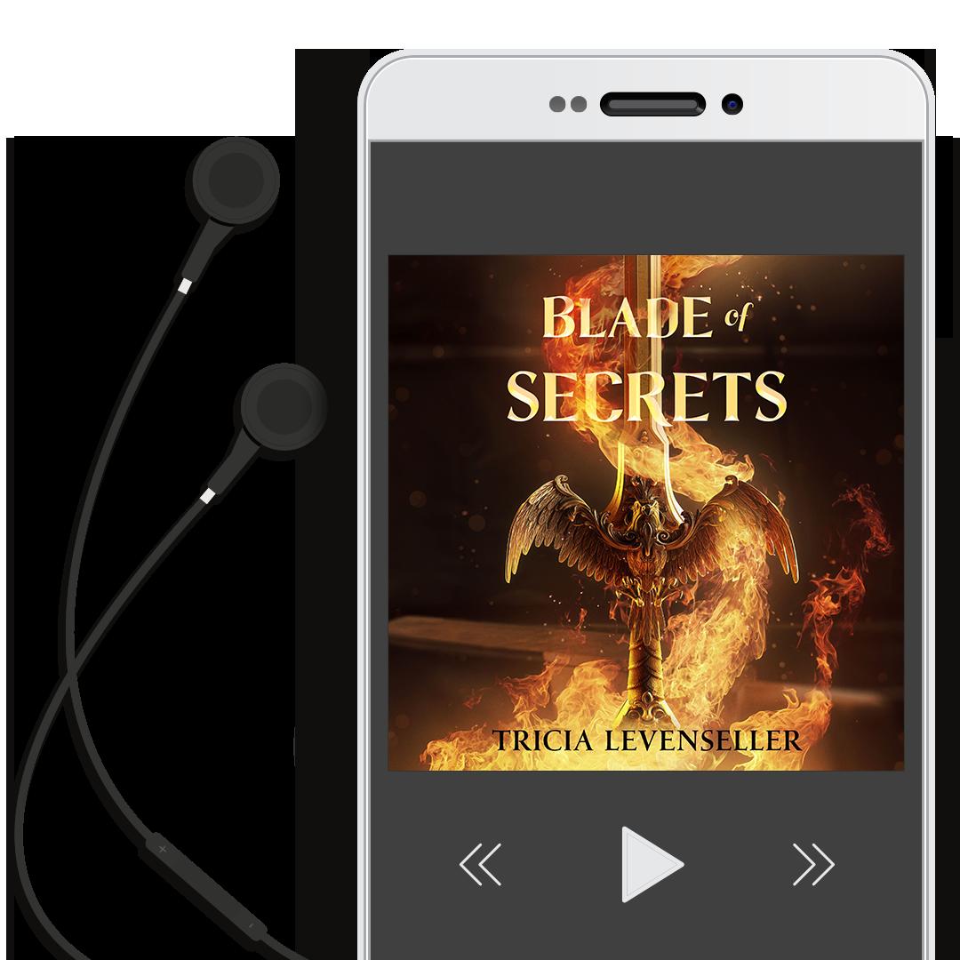 The Blade of Secrets_phone
