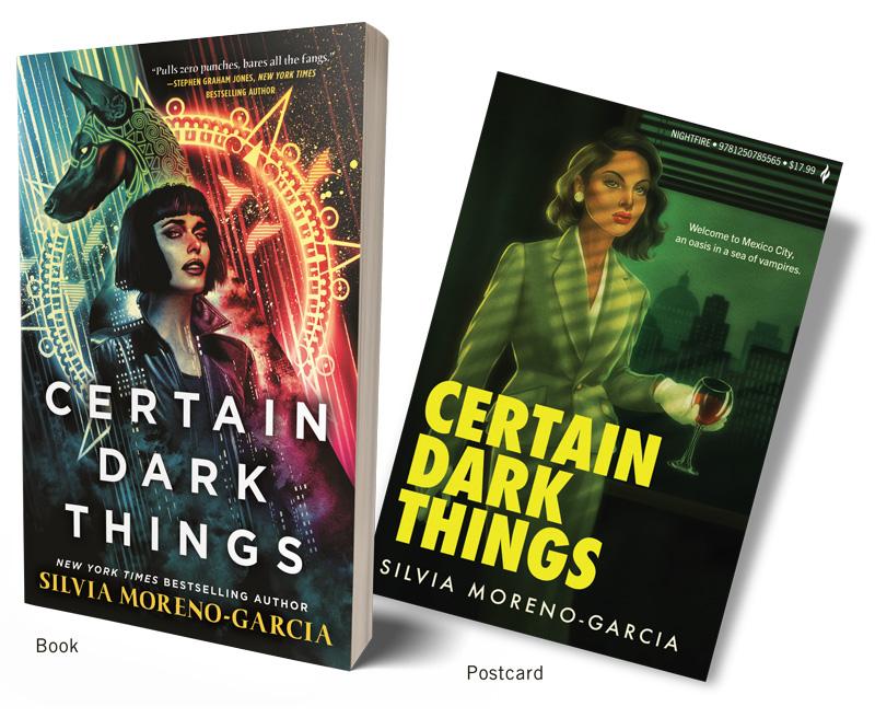 Certain Dark Things TPB
