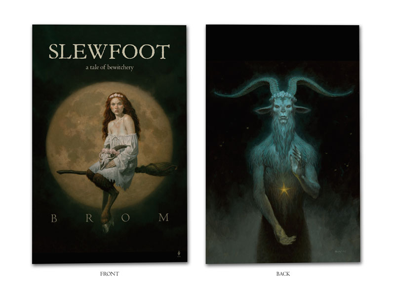 Slewfoot Poster