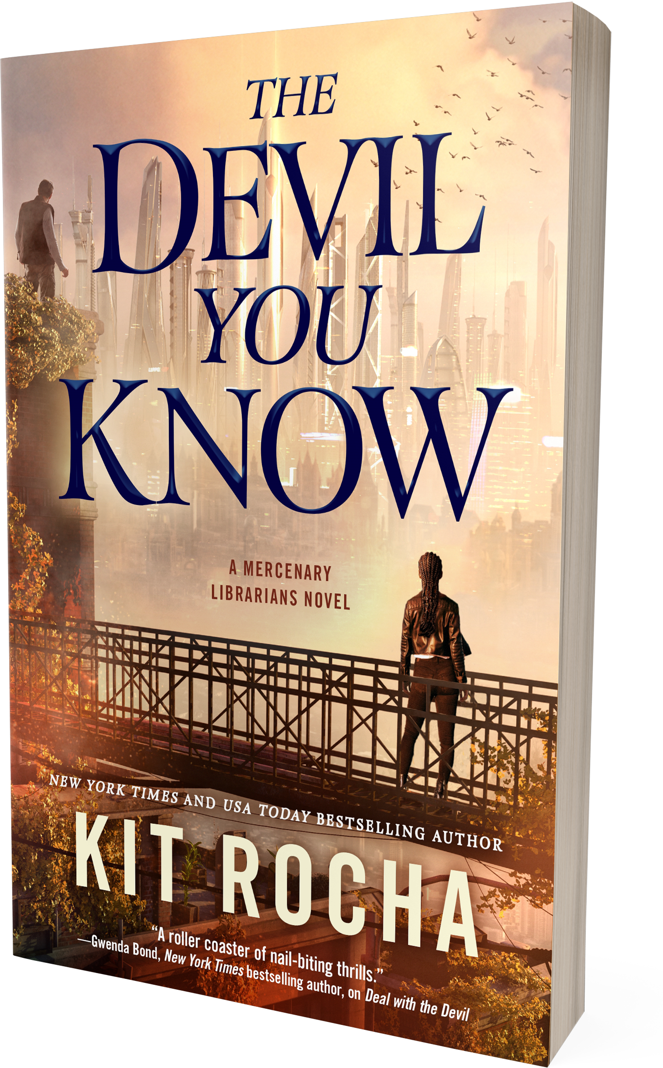 The Devil You Know by Kit Rocha
