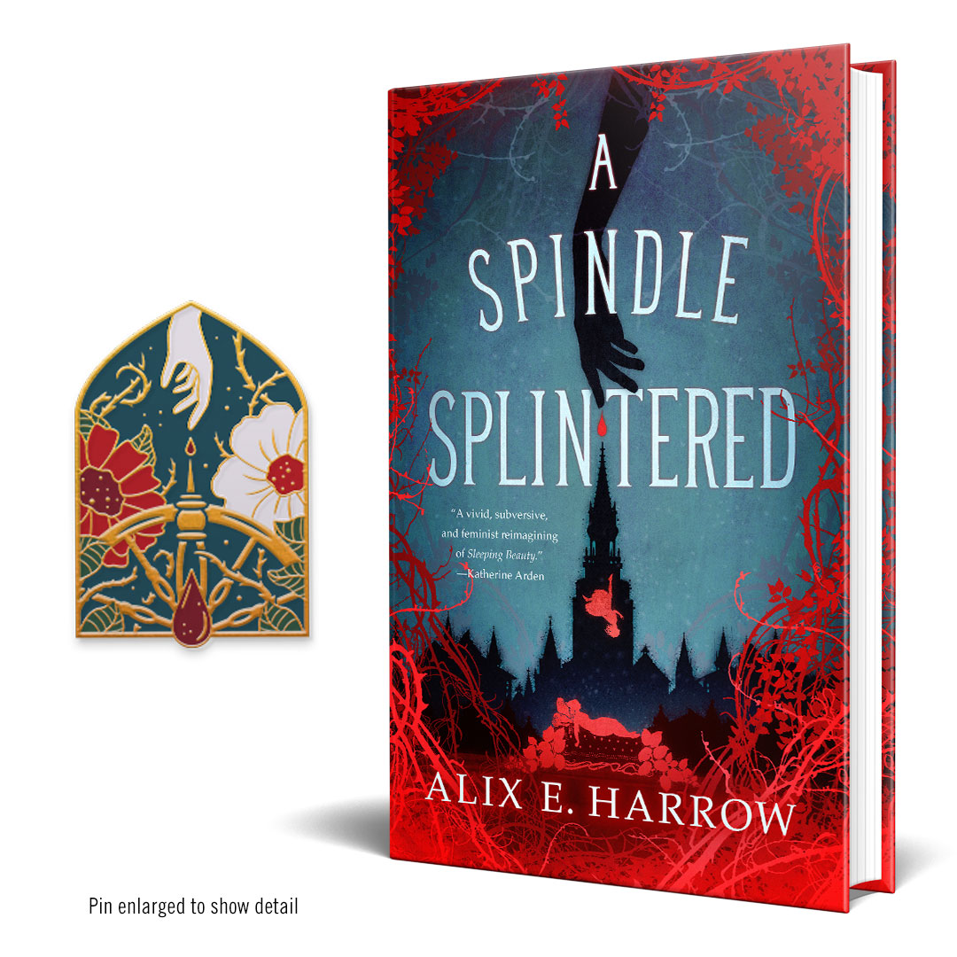 A Spindle Splintered Sweeps