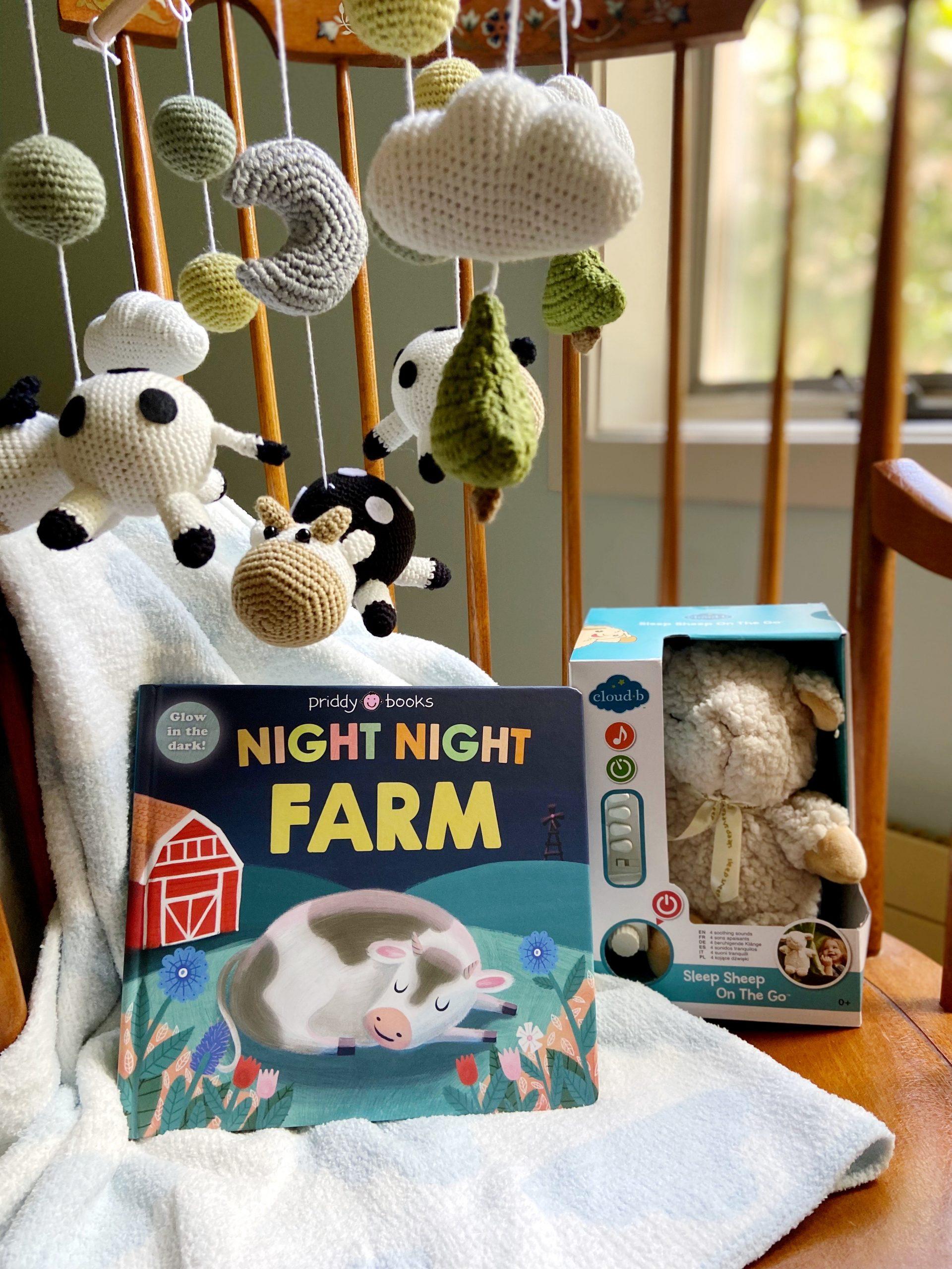 Night Night Farm Sweepstakes Prize