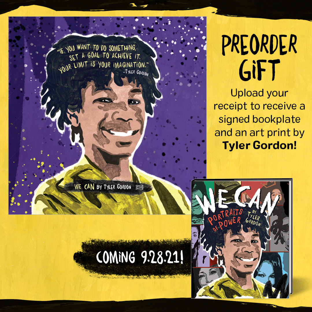 We Can Preorder Graphic