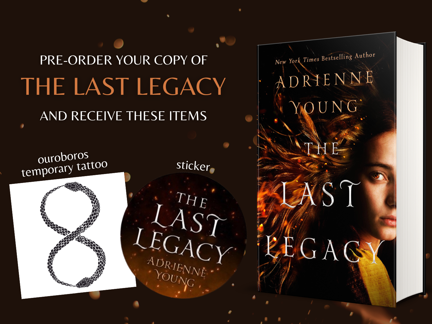 The Last Legacy Preorder Incentive