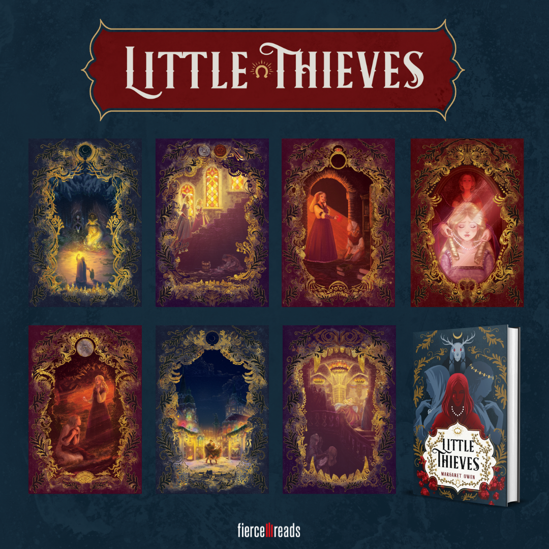Little Thieves Preorder Graphic